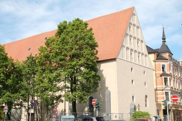 Das Kornhaus.Foto: Conny Lenk