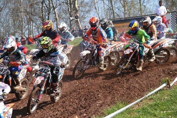 Aktion pur versprechen die Rennen am Sonntag in Lugau Foto: Ole Stark