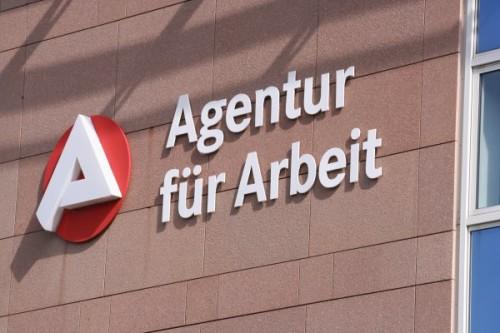 Die Agentur für Arbeit Annaberg-Buchholz. Foto: André Kaiser
