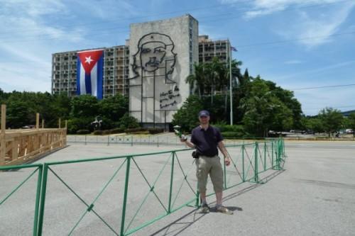 Platz 2: Udo Nierländer in Kuba. Foto: privat