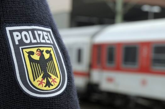 Bahnpolizei