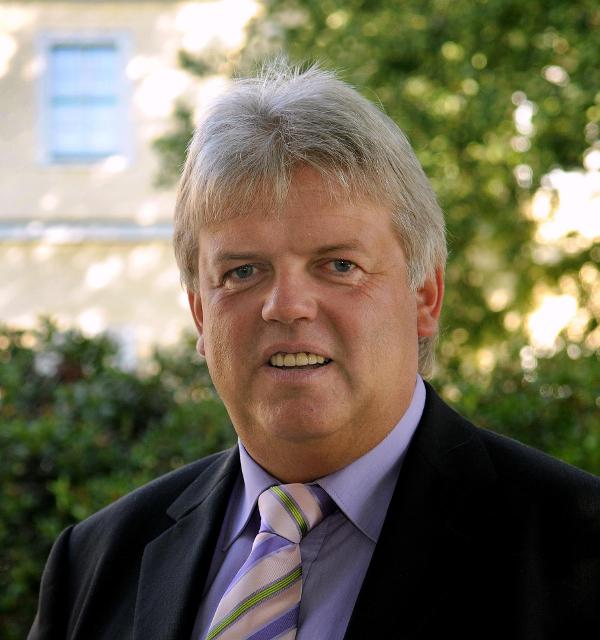 Leere Kassen bedeuten auch in Hainichen Sparmaßnahmen Bürgermeister Hainichen Dieter Greysinger