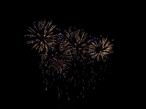 Am 29. Dezember startet der Verkauf von Feuerwerk. Foto: Alice Jagals