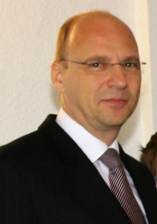 Hans-Ferdinand Schramm verknüpft Wirtschaft und Wissenschaft in der Region stärker. Foto. Roman Pfüller/Archiv