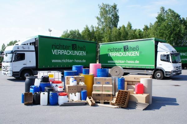 Rund um das Thema Verpackung geht es bei richter & heß in Chemnitz. Preisverdächtig, findet eine Jury. Foto: richter & heß