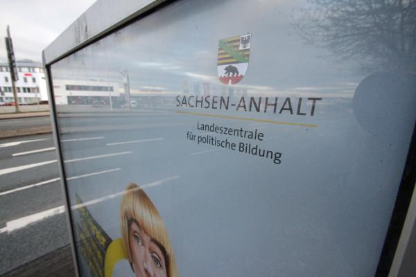 Sachsen-Anhalt - jetzt auch in Chemnitz.