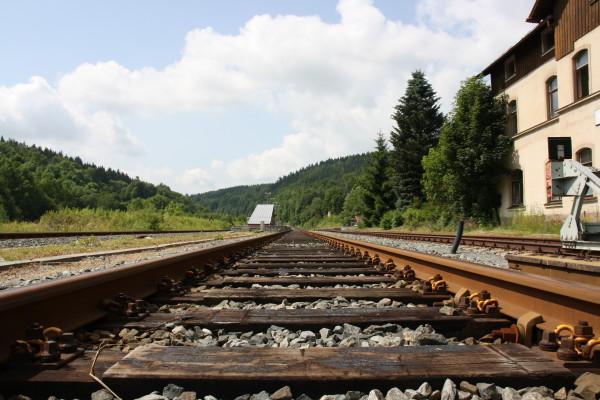 Hat die Erzgebirgsbahn keine Zukunft mehr?