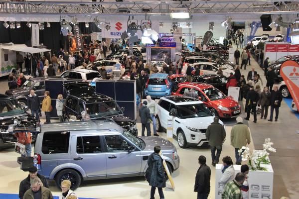 Der Autosalon Chemnitz kann vom 18. bis 20. März täglich von 10 bis 18 Uhr in der Messe Chemnitz besucht werden. Foto (Archiv): bit