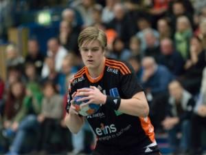 Dadi Runarsson hat seinen Vertrag zwei Jahre verlängert. Fällt sechs Wochen aus: Janar Mägi Foto: Sport-Concepte/Falk Schulze