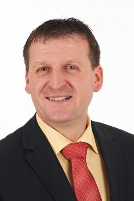 Bad Schlemas Bürgermeister Jens Müller.