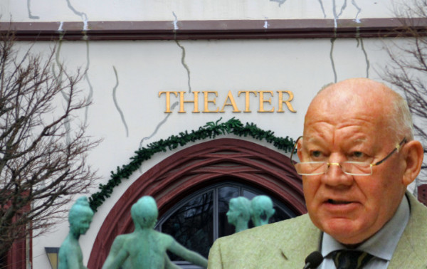 Ist Thomas Beierlein (CDU) künftig in den Entscheidungen, die die Gewandhaus-Sanierung betreffen befangen? Fotos/ Montage: Alice Jagals