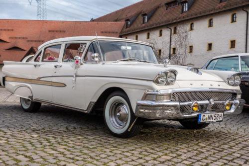 Garantiert gut ankommen wird die Oldtimershow von CRAZY CARS Chemnitz. Foto: ccc