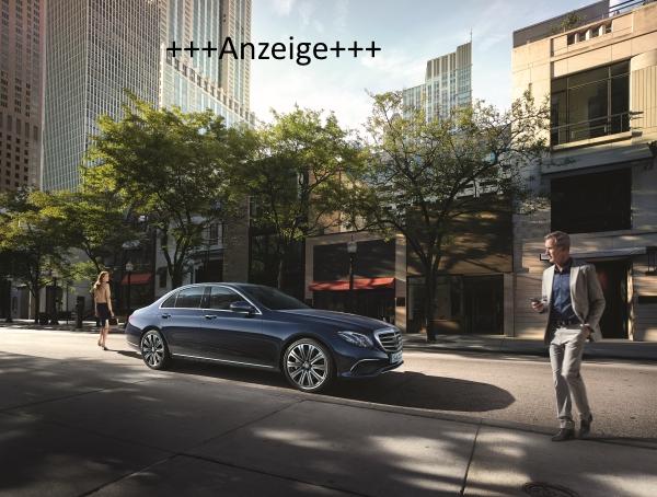 die neue mercedes benz e klasse ab 9 april beim autohaus. Black Bedroom Furniture Sets. Home Design Ideas