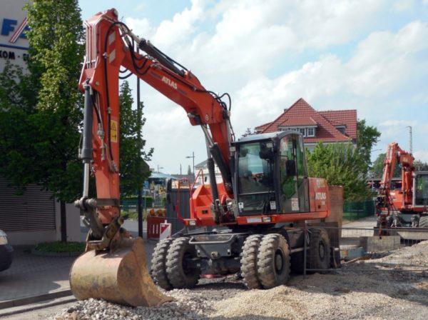 Mittelsachsen Straßenbau
