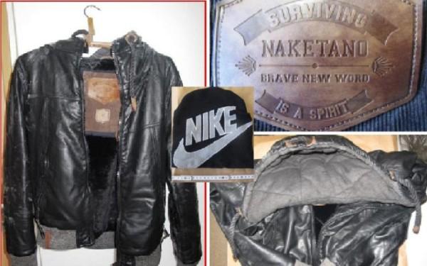 Diese Kleidungsstücke wurden am Tatort gefunden. Fotos: Polizei