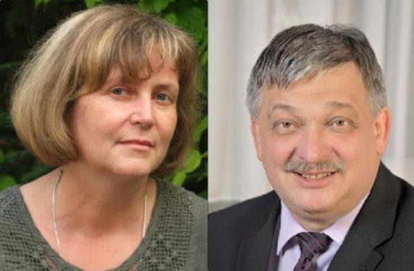 Heinrich Kohl und Ulrike Kahl.