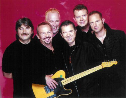 Am Samstagabend spielt die Spder Murphy Gang in Glauchau auf. Foto: Band