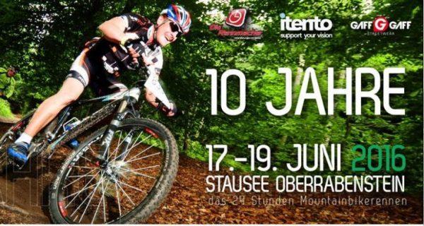 Am Rande des Mountainbike-Rennens Heavy24 in Rabenstein, klauten Diebe neun teure Fahrräder.