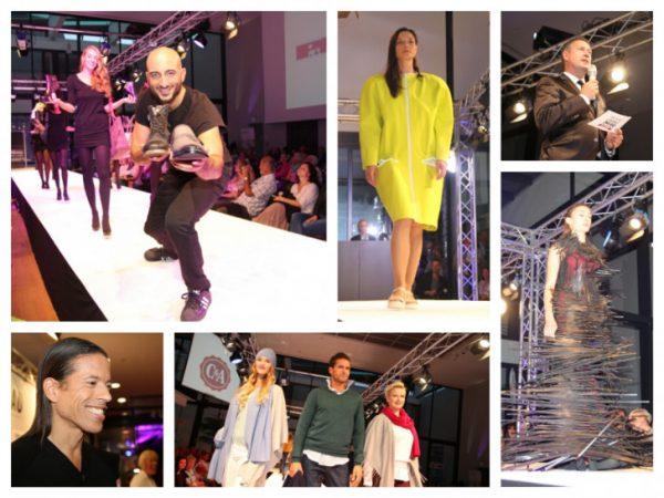 Zwickau befand sich am ganzen Samstag im absoluten Modefieber. Fotos: Alice Jagals