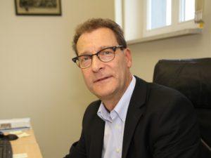 Frank Schubert, Dezernent für Jugend, Soziales und Bildung.  Foto: Alice Jagals
