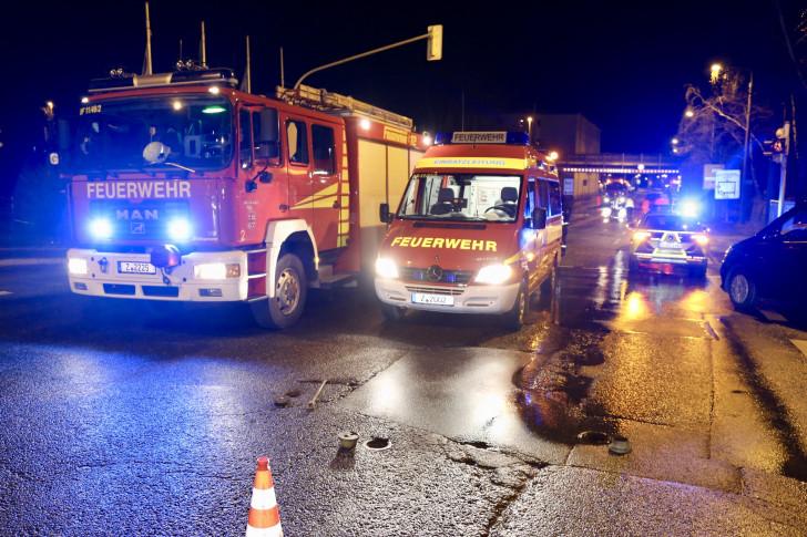 Erneut großer Wasserrohrbruch in Zwickau - WochenENDspiegel