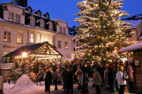 Weihnachtsmarkt Schwarzenberg.Nicht Verpassen Die Schwarzenberger Bergparade Wochenendspiegel