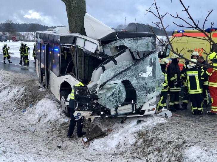 Busunfälle Heute