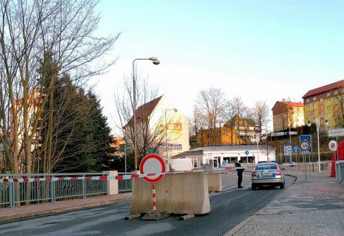 Grenze Zu Belgien Offen